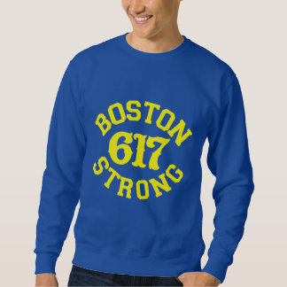 Boston 617 Strong Classic Sweatshirt