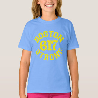 Boston 617 Strong Classic T-Shirt