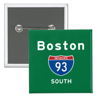 Boston 93 2 inch square button