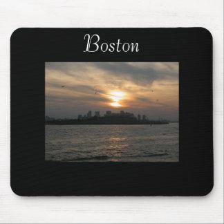 boston_a_glow, Boston Mouse Pad
