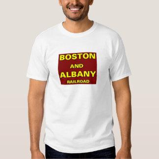 Boston and Albany Railroad T-Shirt
