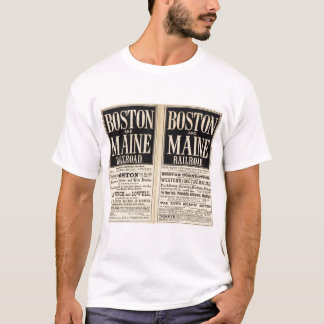 Boston and Maine Railroad T-Shirt