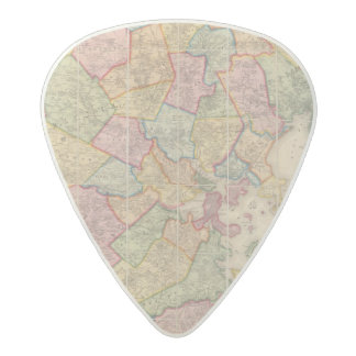 Boston and vicinity acetal guitar pick