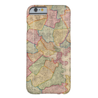 Boston and vicinity barely there iPhone 6 case