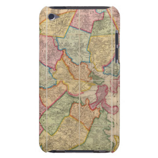 Boston and vicinity barely there iPod cover