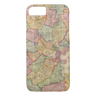 Boston and vicinity iPhone 7 case