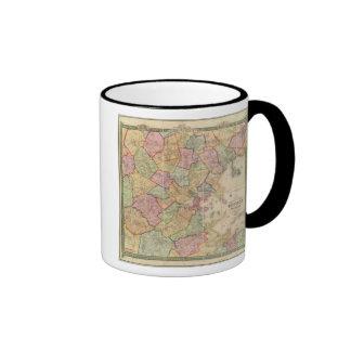 Boston and vicinity ringer mug