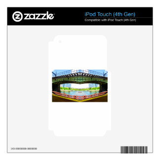 Boston Arch type Bridge iPod Touch 4G Skin