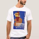 Boston Art Exhibition 1938 WPA T-Shirt