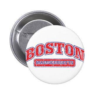 Boston Athletic Design Button