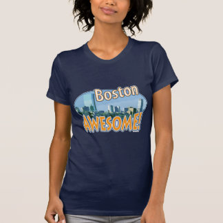 Boston Awesome Gear by Mudge Studios T-Shirt