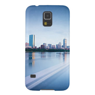 Boston Back bay across Charles River Case For Galaxy S5