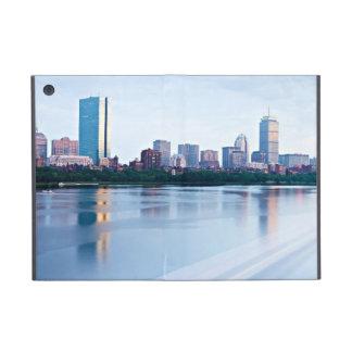 Boston Back bay across Charles River Covers For iPad Mini