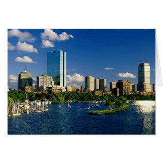 Boston Back Bay Area Card