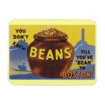 Boston Baked Beans Magnet