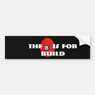BOSTON BAKED BUMPERSTICKER BUMPER STICKER