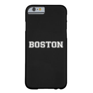 Boston Barely There iPhone 6 Case