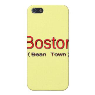 Boston (Bean Town) 2 iPhone SE/5/5s Case