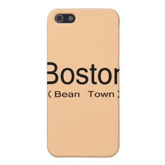 Boston (Bean Town) Case For iPhone SE/5/5s
