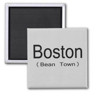 Boston (Bean Town) Magnet