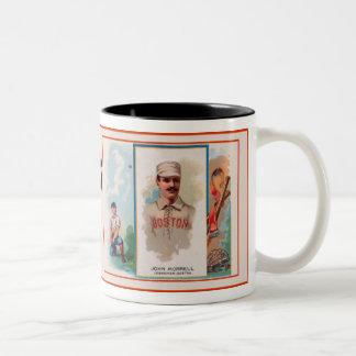Boston Beaneaters Two-Tone Coffee Mug