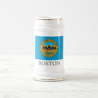 BOSTON BEER STEIN