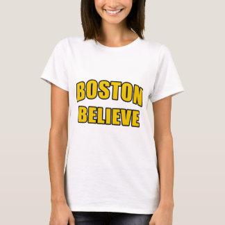 Boston Believe T-Shirt