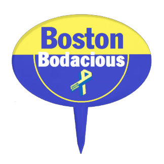 Boston Bodacious Figura Para Tarta