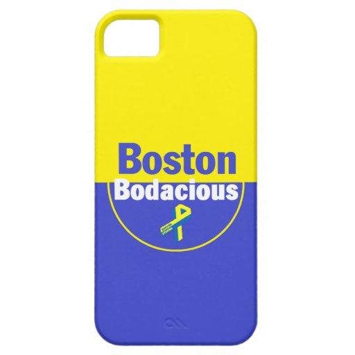 Boston Bodacious iPhone 5 Case-Mate Carcasa