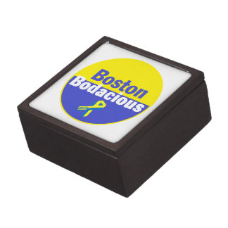 Boston Bodacious Keepsake Box