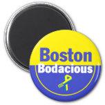 Boston Bodacious Magnet