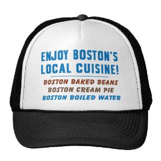 Boston Boiled Water Trucker Hat