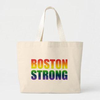 Boston Bolsa Tela Grande