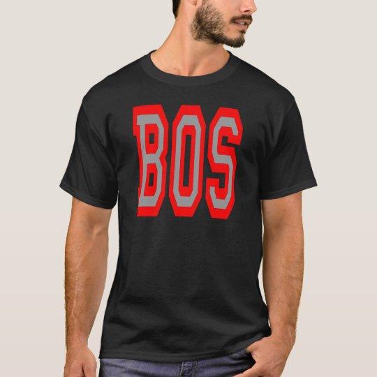 Boston BOS Design 10 T-Shirt