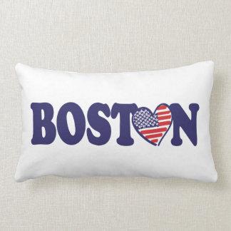Boston - Boston LOVE Lumbar Pillow