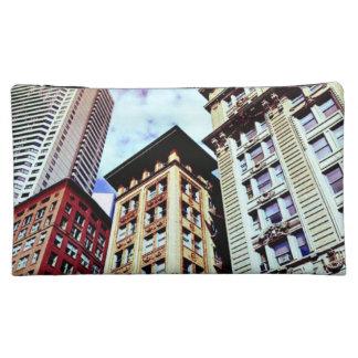 Boston Buildings Cosmetic Bag