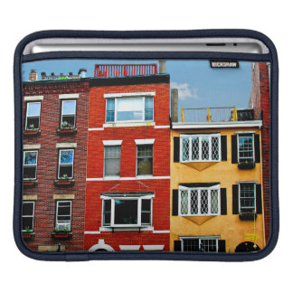 Boston buildings iPad sleeves