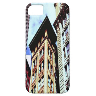 Boston Buildings iPhone SE/5/5s Case