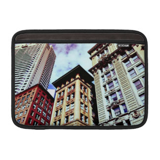 Boston Buildings MacBook Air Sleeve