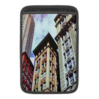 Boston Buildings MacBook Sleeve