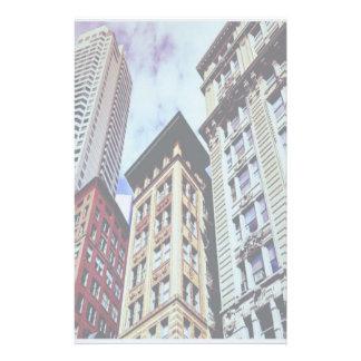 Boston Buildings Stationery