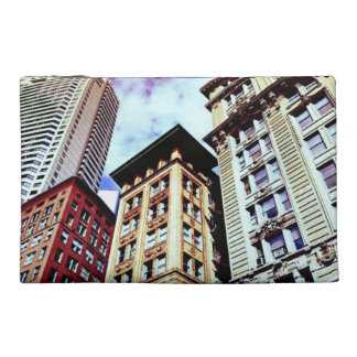 Boston Buildings Travel Accessories Bags