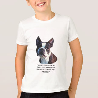 Boston Bull Terrier Shirts