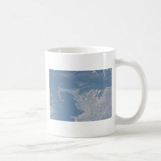 Boston cape cod day ESC_large_ISS026_ISS026-E-1783 Coffee Mug
