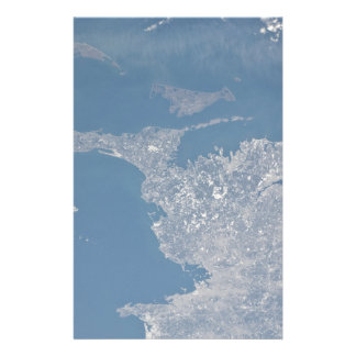 Boston cape cod day ESC_large_ISS026_ISS026-E-1783 Stationery Design
