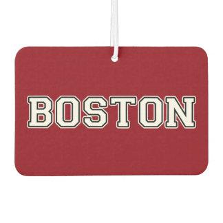 Boston Car Air Freshener