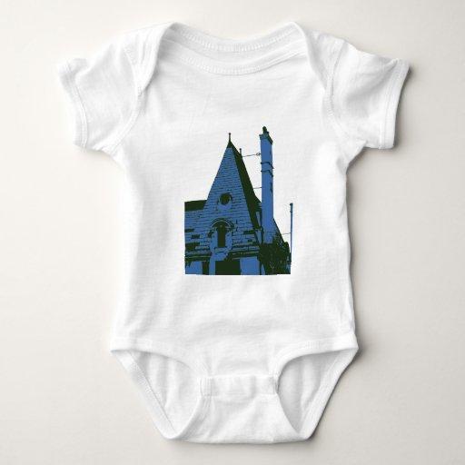 Boston - casa urbana body para bebé