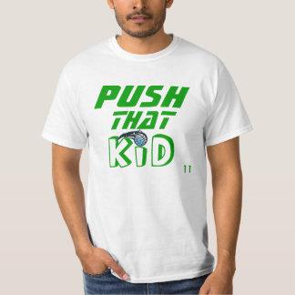 Boston Celtics Big Baby Glen Davis Push Tee Shirt