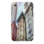 Boston céntrica iPhone 3 Case-Mate protector