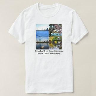Boston Charles River Four Seasons T-Shirt